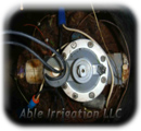 Lawn sprinkler valve repair, replacement & installation.